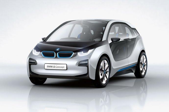 Начало новой эры: электромобиль BMW i3 уже на заводе в Лейпциге