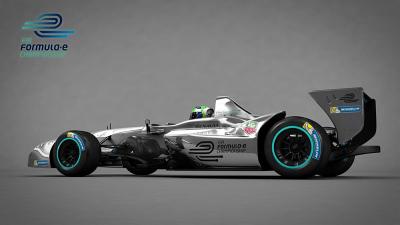 2014. Formula E — супер гонка на электрокарах.