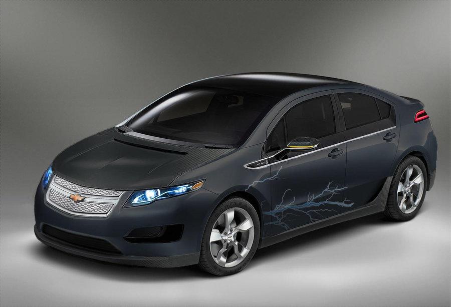 Chevrolet снижает цену на электромобиль Volt в Европе