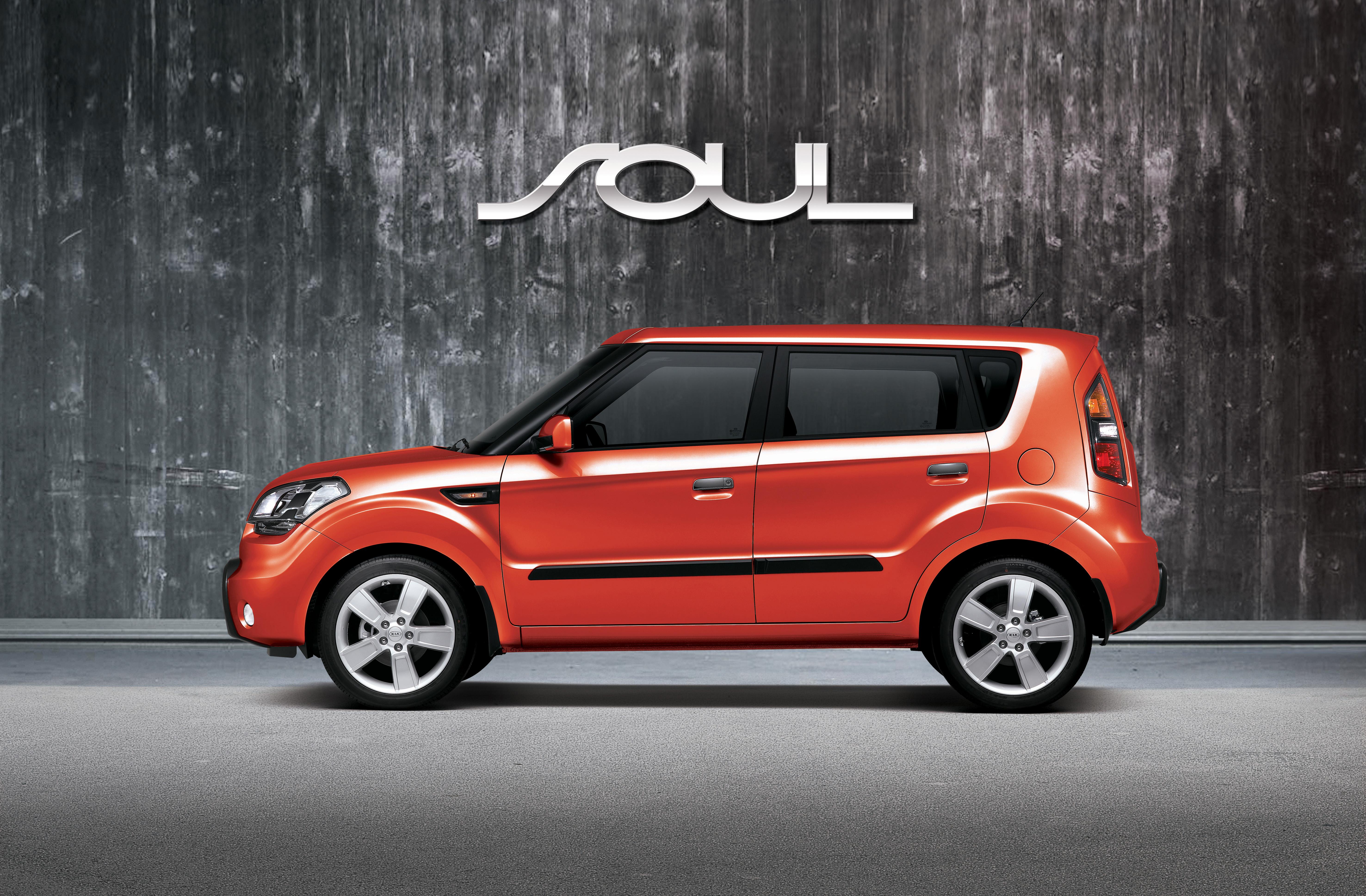 Kia Soul EV будет запущен в 2014 году с дальностью хода 200 км