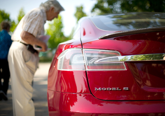 Ожидаемая новинка от Tesla Motors