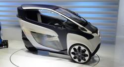 Toyota расширяет программу проката электромобилей