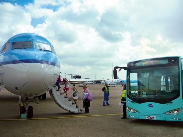 Электроавтобус BYD eBus попал в ТОП-10 инновационных решений 2013 года