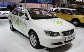 Lifan будет продавать в Украине электромобиль 620 CEV