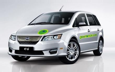 Минтранс поддержит электромобили
