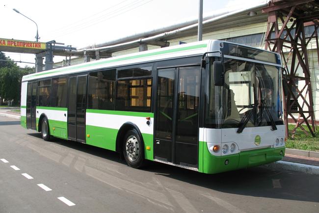 Электроавтобус на базе троллейбуса появится в Киеве в 2014 году