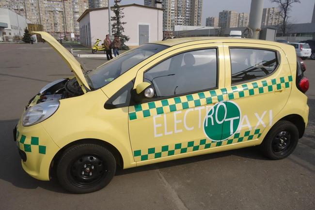 В Крыму может появиться электротакси