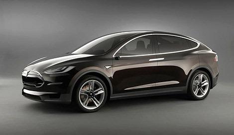 Электрокроссовер Тесла Модель-Х выйдет на год позже