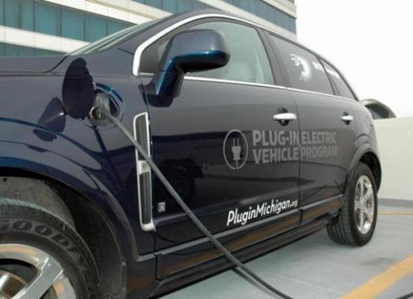 Спрос на электромобили будет неуклонно расти