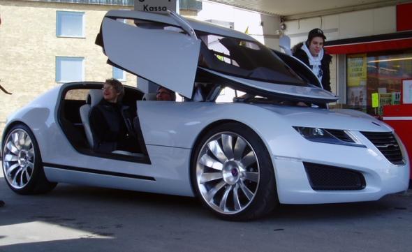 SAAB возрождается с электромобилем
