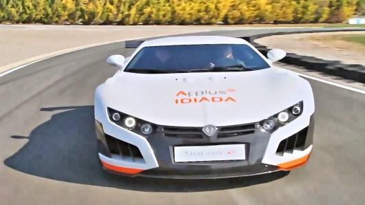 Volar-e: самый мощный электромобиль