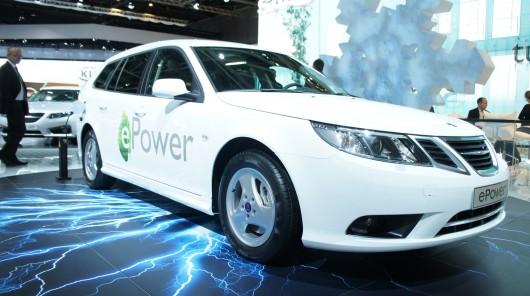 Saab остановил выпуск возрожденного седана 9-3