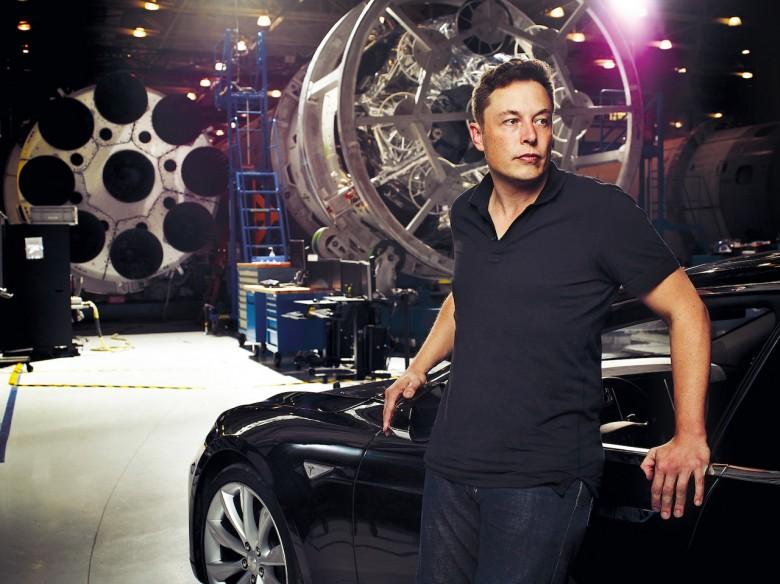 Как Элон Маск патенты «дарил»