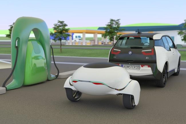 Прицепы для электромобилей получили тайный груз