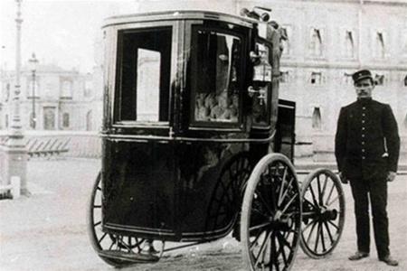 Как в царской России построили электромобиль