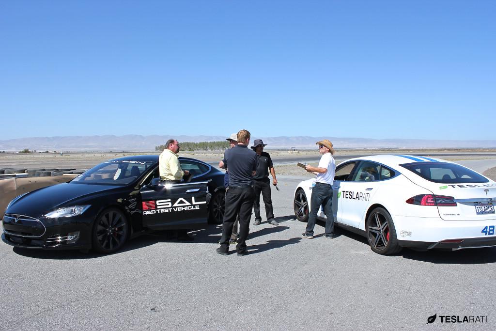 Saleen Tesla Model S до 100 км/ч за 3.5 секунды