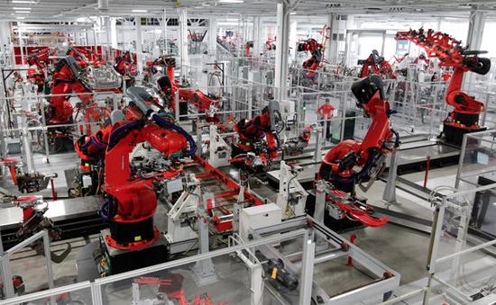 Tesla Factory закрыта на две недели, для расширения производственных мощностей