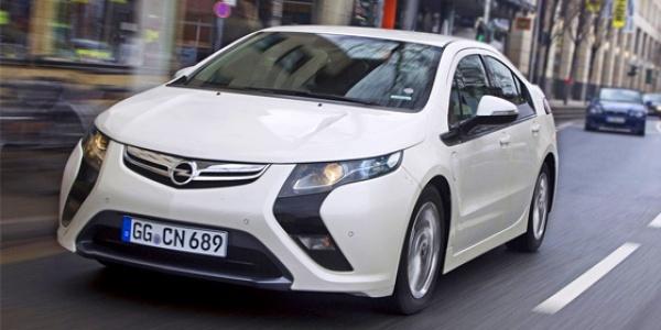 Opel прекратит выпуск электромобилей Ampera