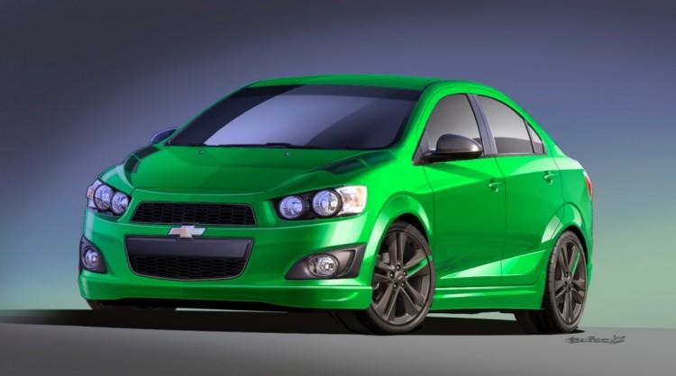 GM готовит конкурента для Tesla Model III