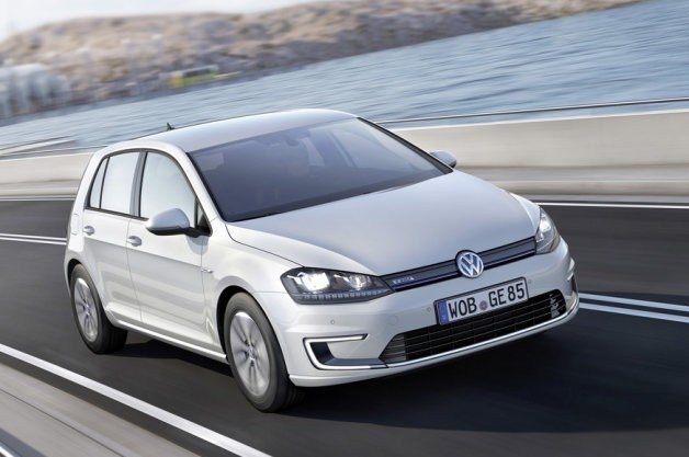 Volkswagen eGolf будет продаваться в США уже в этом году