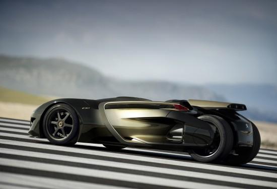 Электрокар Peugeot установил рекорд скорости