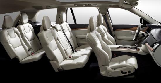 Volvo XC90 T8 собирается превзойти и выйди на рынок раньше Tesla Model X