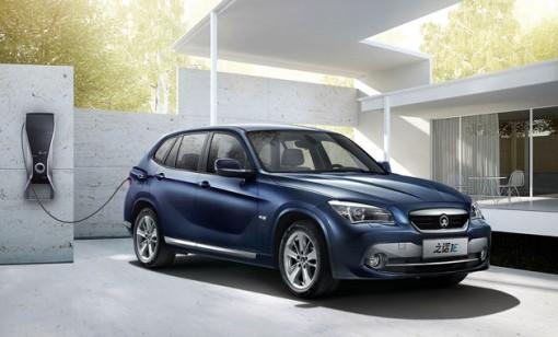 В Китае началось производство электромобиля Zinoro 1E
