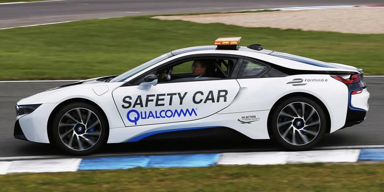 BMW и Qualcomm начали испытания беспроводной зарядки