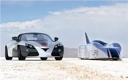 FIA зарегистрировала новый рекорд скорости для электромобилей