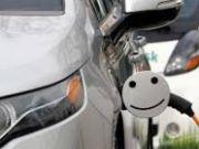 Германия введет бесплатную парковку для экомашин