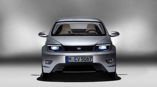 В Германии разработан бюджетный электромобиль Visio.M