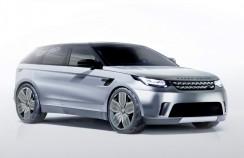 Range Rover выпустит электромобиль