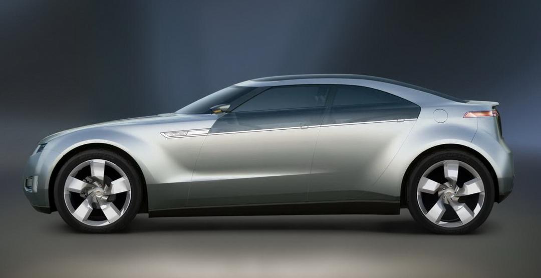 До 2017 года GM выпустит новый электрический Chevrolet