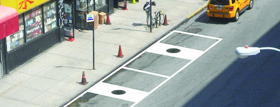 В Нью-Йорке электромобили зарядят через канализационные люки