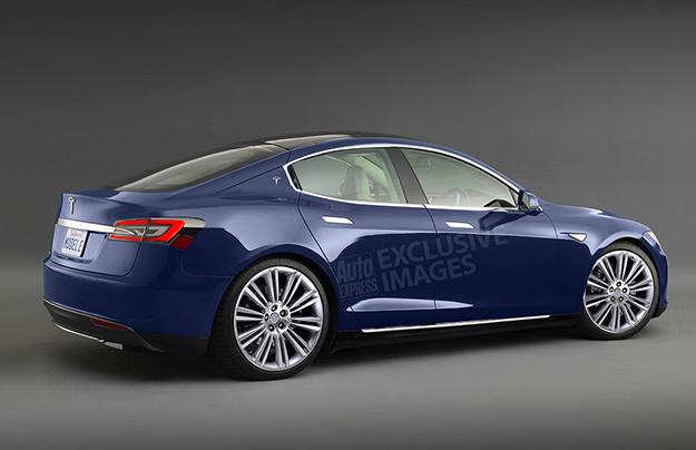 Tesla Model S: первые 10 тыс км