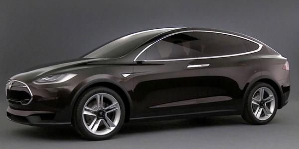 Tesla Model X станет 700-сильным