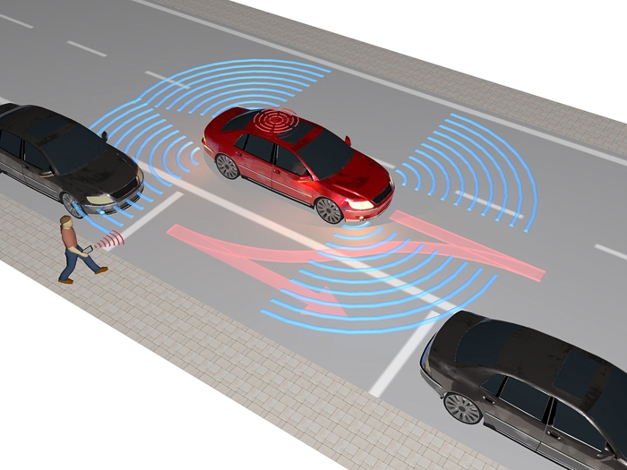 Электромобили смогут добираться до зарядных станций самостоятельно