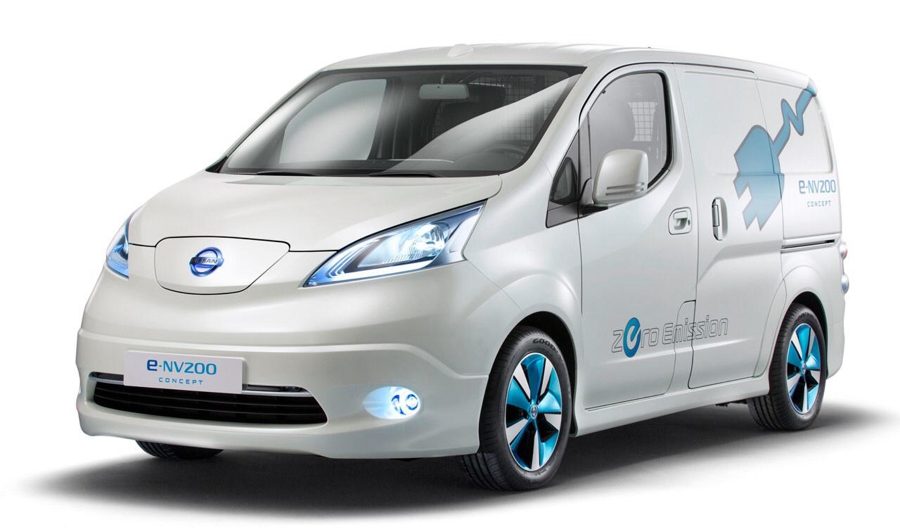 Nissan показал электромобили за 36 000 долларов