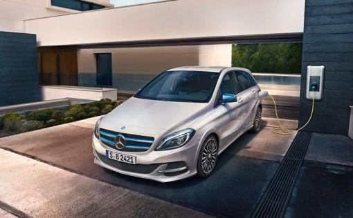 Mercedes-Benz B-class Electric Drive за € 39,151