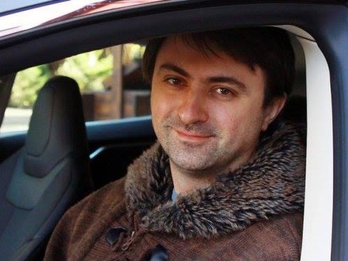 Интервью с владельцем Tesla
