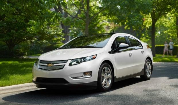 Новый Volt от Chevrolet
