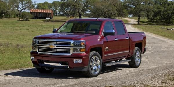 Chevrolet и Ford создают электрические пикапы