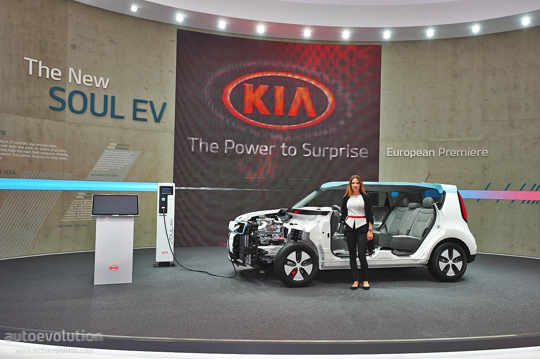 Kia Soul EV назван автомобилем года в Норвегии