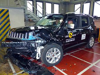 Безопасны ли электромобили и гибриды? Результаты краш-тестов EuroNCAP
