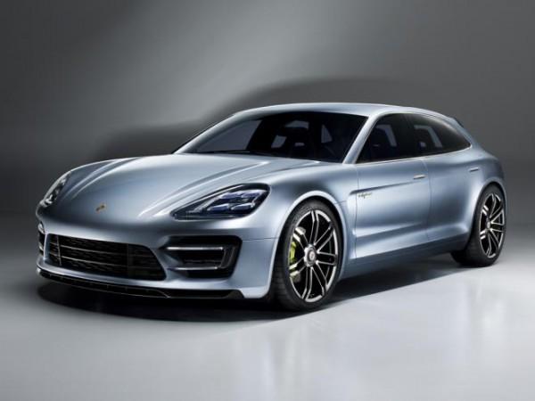 Porsche все же готовит электромобиль