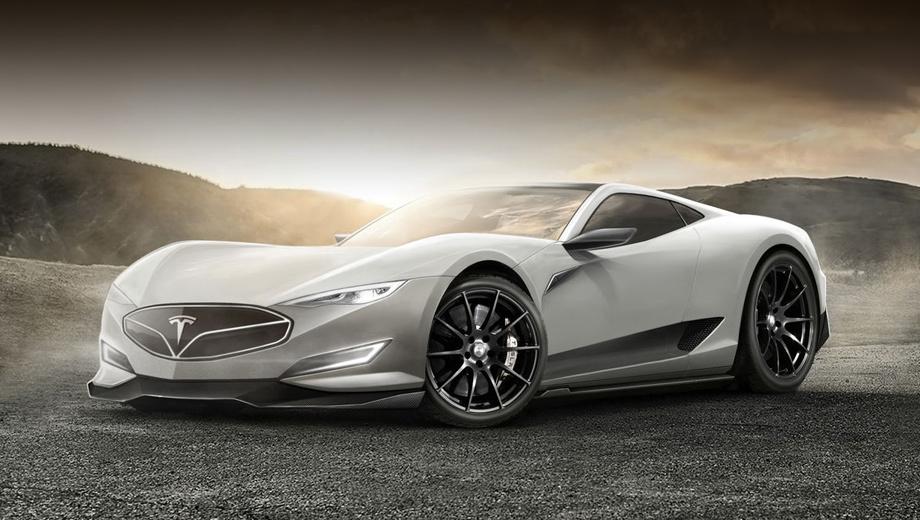 Британцы предсказали три необычные модели фирмы Tesla