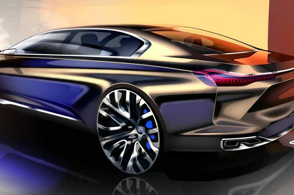 BMW готовит конкурента Tesla Model S