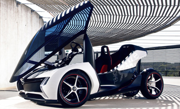 Opel Rak e — амбициозный электромобиль