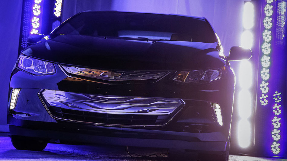 Новый электромобиль Volt от Chevy — ставка General Motors на 2016 год