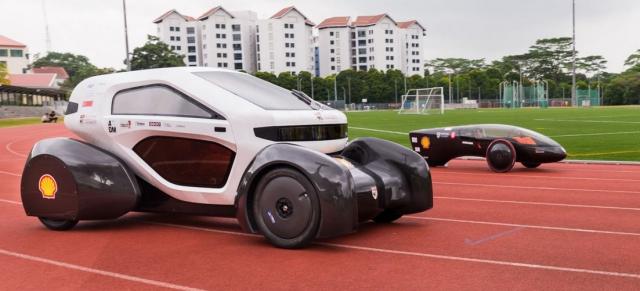 И опять напечатанные электромобили